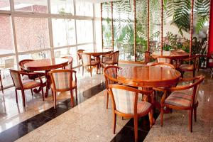 Ritz Plaza Hotel, Hotely  Juiz de Fora - big - 42