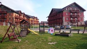 Tatra Resort Apartments, Ferienwohnungen  Veľká Lomnica - big - 21