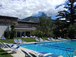 Villa Franca, Hotel  Nago-Torbole - big - 117