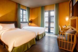 Mercure Danang French Village Bana Hills, Hotels  Da Nang - big - 17