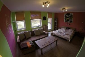 Studio Krušné Hory Klínovec, Apartmány  Loučná pod Klínovcem - big - 14