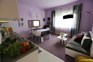 Sandy Beach Apartments, Apartmanok  Crikvenica - big - 28