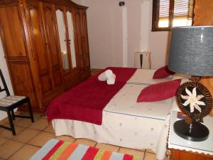 Casas Amaro, Holiday homes  Órgiva - big - 55