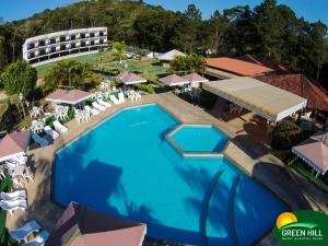 Hotel Green Hill, Hotel  Juiz de Fora - big - 36