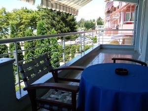 Gjole Apartments, Apartmanok  Lagadin - big - 11