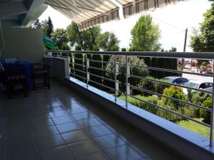 Gjole Apartments, Apartmanok  Lagadin - big - 14