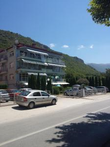 Gjole Apartments, Apartmanok  Lagadin - big - 17