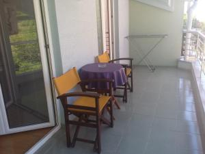 Gjole Apartments, Apartmanok  Lagadin - big - 25