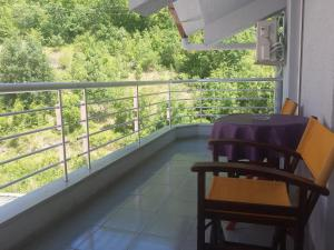 Gjole Apartments, Apartmanok  Lagadin - big - 26