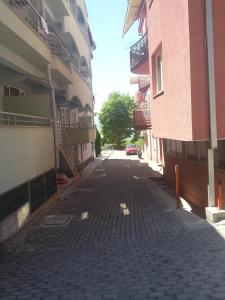 Gjole Apartments, Apartmanok  Lagadin - big - 31