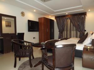 Sofi Hotel, Szállodák  Dammám - big - 9
