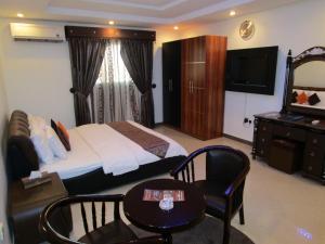 Sofi Hotel, Szállodák  Dammám - big - 10