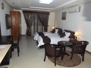 Sofi Hotel, Szállodák  Dammám - big - 13