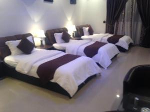 Sofi Hotel, Szállodák  Dammám - big - 46