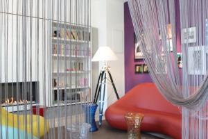 Hotel Schweriner Hof, Отели  Штральзунд - big - 42