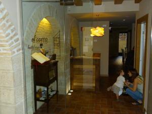 Hotel El Cerco, Hotels  Puente la Reina - big - 20
