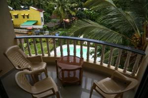 Majorda Beach Holiday Apartment, Apartmanok  Majorda - big - 25