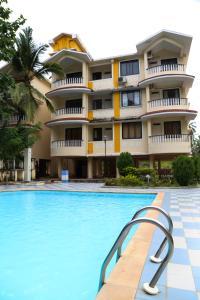 Majorda Beach Holiday Apartment, Apartmanok  Majorda - big - 14