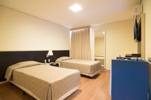 Hotel Financial, Hotel  Belo Horizonte - big - 3