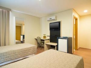 Hotel Financial, Hotel  Belo Horizonte - big - 12