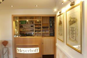 Hotel Meyerhoff, Szállodák  Ostrhauderfehn - big - 30