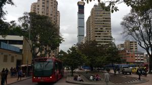 Bogotá Aparts, Ferienwohnungen  Bogotá - big - 16