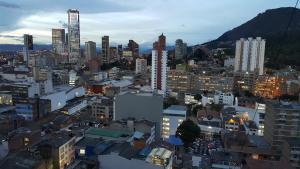 Bogotá Aparts, Ferienwohnungen  Bogotá - big - 17