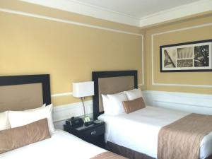 Executive Double Room with Two Double Beds