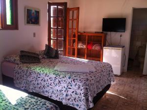 Dreibettzimmer mit Klimaanlage