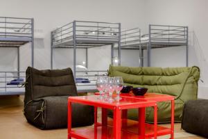 Studio8, Apartmanok  Vilnius - big - 8