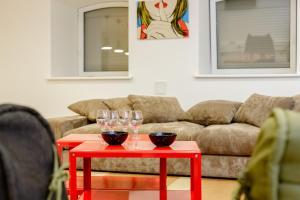 Studio8, Apartmanok  Vilnius - big - 2