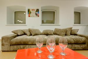 Studio8, Apartmanok  Vilnius - big - 25