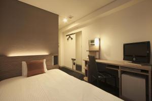 Plaza Hotel Toyota, Nízkorozpočtové hotely  Toyota - big - 7