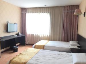 Qingdao Huangjia Garden Business Hotel, Hotels  Qingdao - big - 17