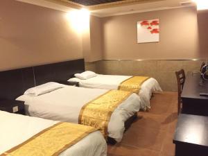 Qingdao Huangjia Garden Business Hotel, Hotels  Qingdao - big - 7