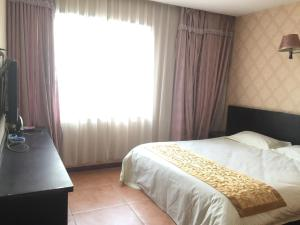 Qingdao Huangjia Garden Business Hotel, Hotels  Qingdao - big - 8