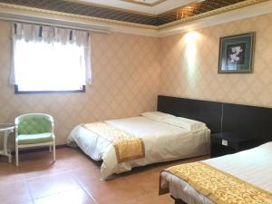 Qingdao Huangjia Garden Business Hotel, Hotels  Qingdao - big - 9
