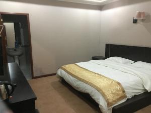 Qingdao Huangjia Garden Business Hotel, Hotels  Qingdao - big - 11