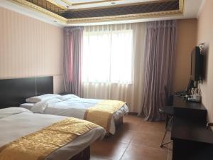 Qingdao Huangjia Garden Business Hotel, Hotels  Qingdao - big - 23