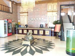Qingdao Huangjia Garden Business Hotel, Hotels  Qingdao - big - 5