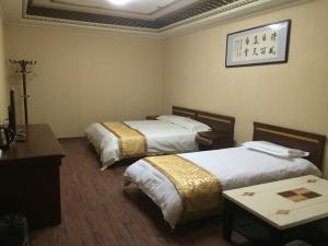 Qingdao Huangjia Garden Business Hotel, Hotels  Qingdao - big - 6