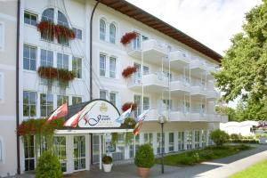 Hotel Juwel, Hotels  Bad Füssing - big - 8