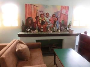 Ste Elisabeth Résidence, Отели  Abobo Baoulé - big - 12