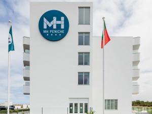 MH Peniche, Szállodák  Peniche - big - 57