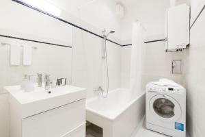Rafael Kaiser – Budget Design Apartments Vienna, Апартаменты  Вена - big - 29