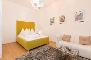 Rafael Kaiser – Budget Design Apartments Vienna, Апартаменты  Вена - big - 32