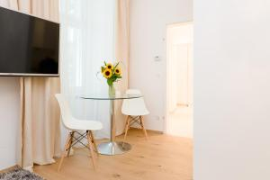 Rafael Kaiser – Budget Design Apartments Vienna, Apartmány  Viedeň - big - 36