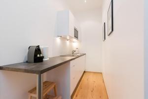 Rafael Kaiser – Budget Design Apartments Vienna, Apartmány  Viedeň - big - 37