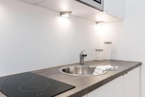 Rafael Kaiser – Budget Design Apartments Vienna, Apartmány  Viedeň - big - 38
