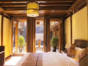 Lijiang Riverside Inn, Penziony  Lijiang - big - 58